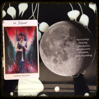 DISSEMINATING Moon in Pisces 7/23/16: Harvest Phase of CANCER New Moon