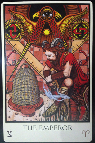 SCORPIO NEW MOON:  Moon~Coaching™ + Tarot = Magick!  Step 1 of 8 for Scorpio Lunar Moonth