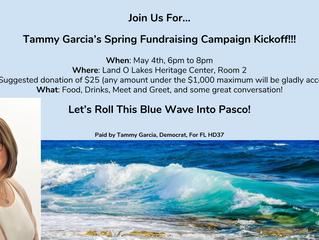 Spring Fundraising Kickoff!