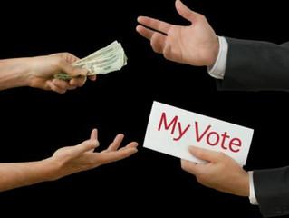 Avoiding Political Corruption
