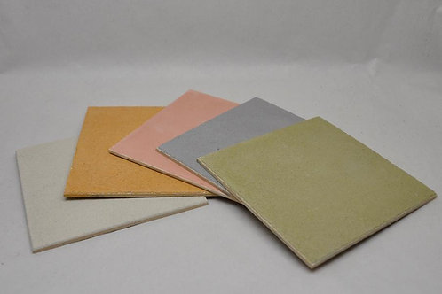 "American Clay Samples (6""x6"") - Set of 5 Samples"