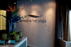 Breathe Hot Yoga — Calgary, Canada