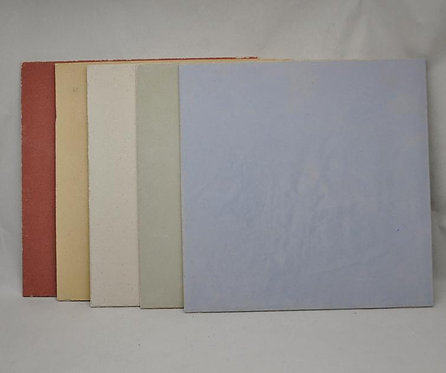 "American Clay Samples (12""x12"") - Set of 5 Samples"