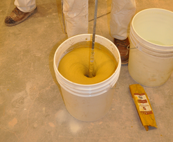 Mixing Your Plaster
