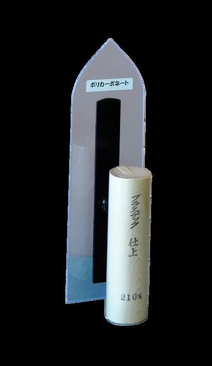 210mm Pointed Lexan Plastic Trowel
