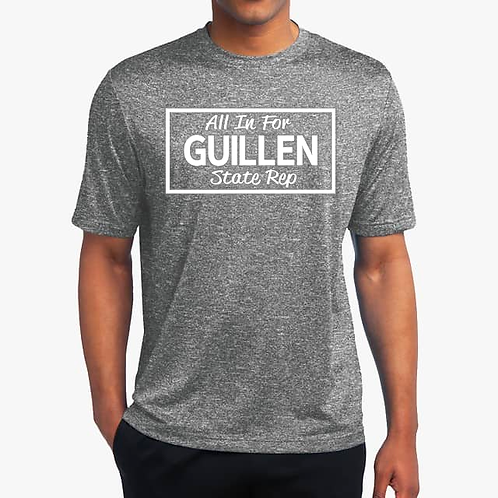 All In For Guillen Shirt