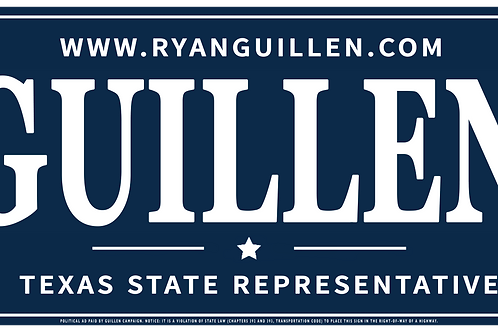 Guillen Bumper Stickers 2 Pack