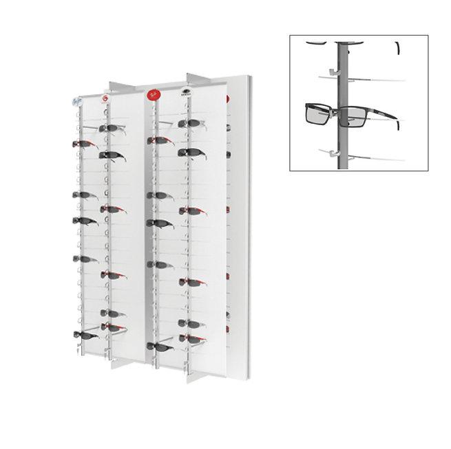 Présentoirs WC colonnes ouvertes RR.MC.17