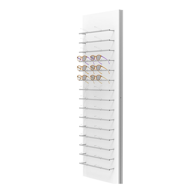 Présentoirs WH avec 15 colonnes 30 montures