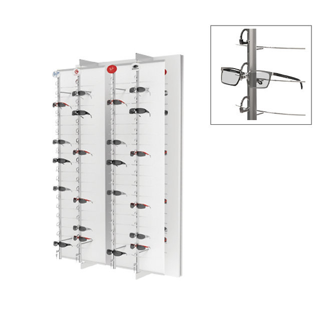 Présentoirs WC colonnes sécurisée RR.MC.17