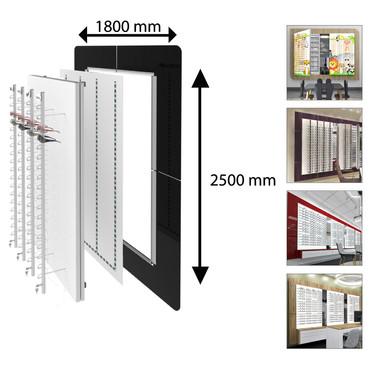 1800X2500 mm