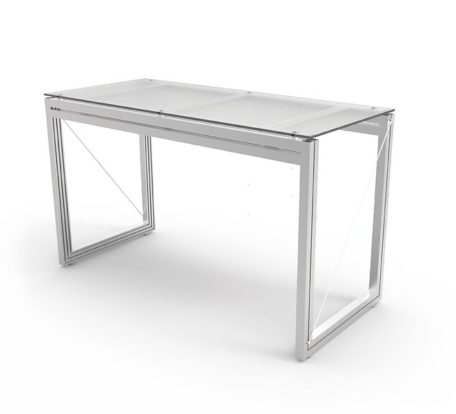 Table de vente avec élément simple TL