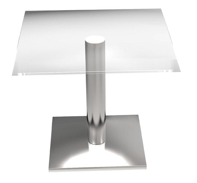 Table carré TS