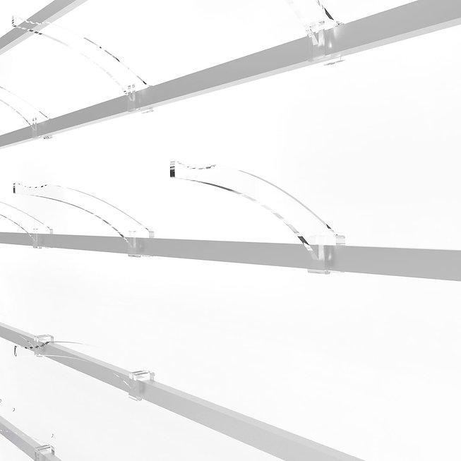 Support de monture transparent CL