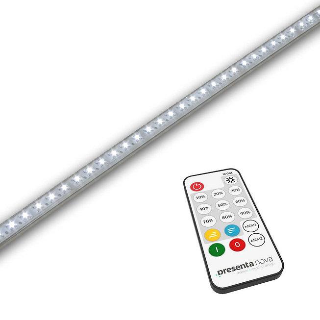 Éclairage LED blanc piédestal TW