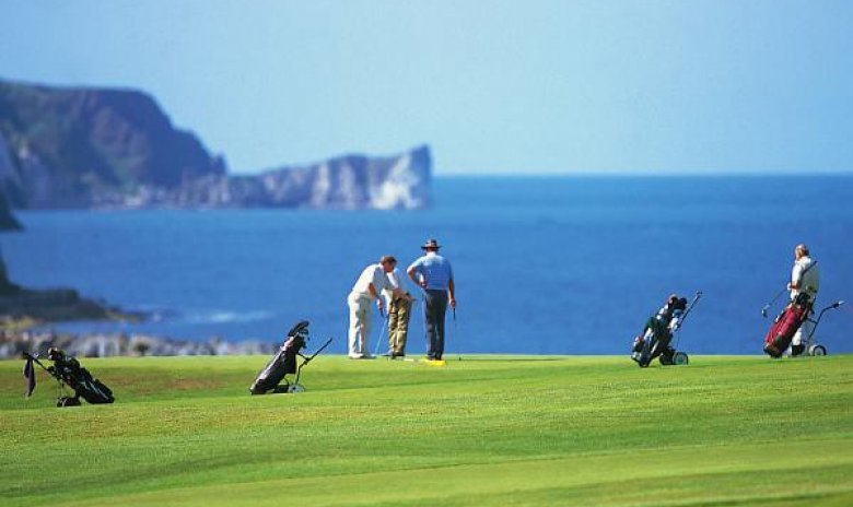Ballycastle Links Golf
