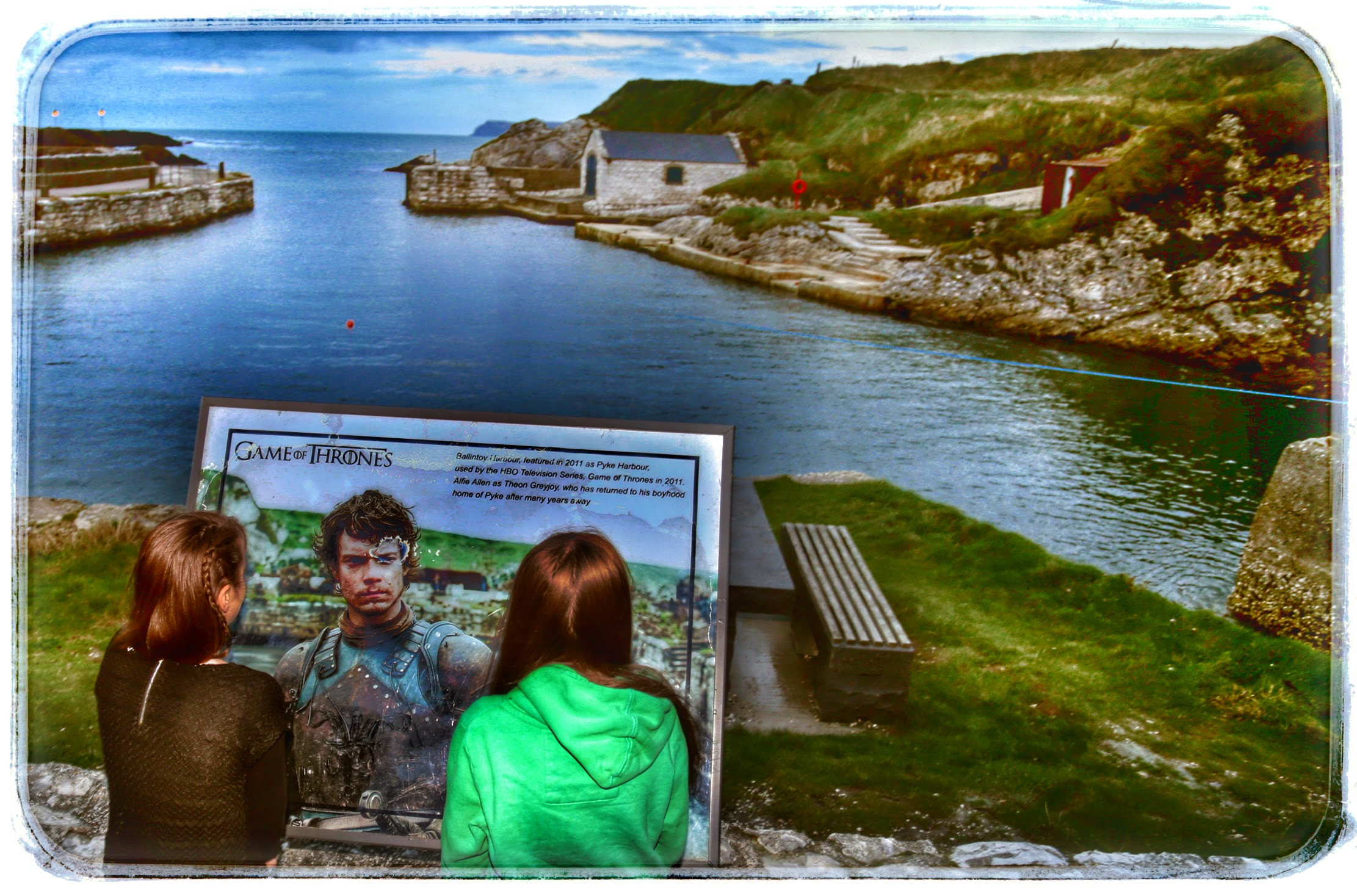 Ballintoy Harbour Game Of Thrones