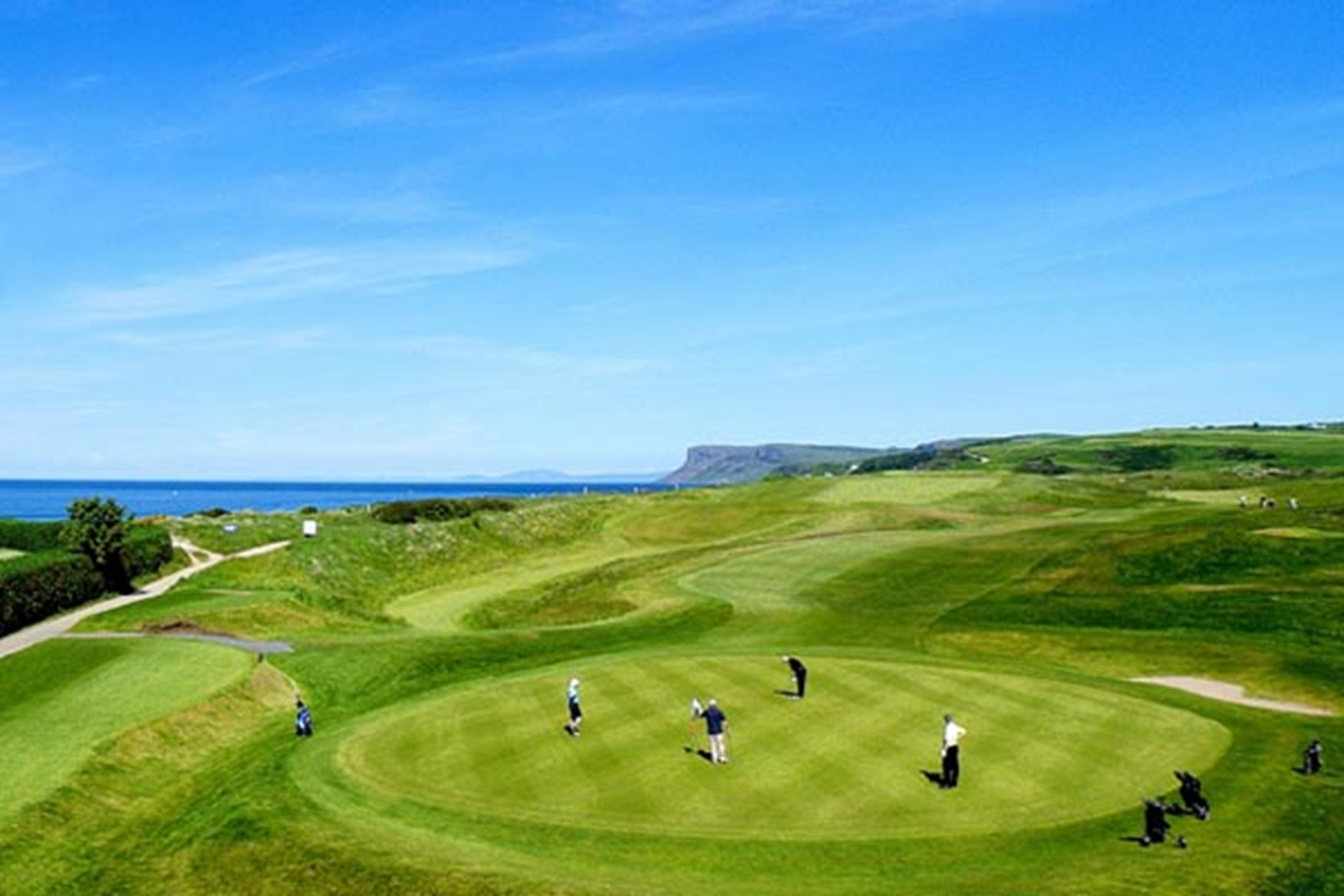 Ballycastle Links Golf Course