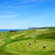 Ballycastle Golf Course