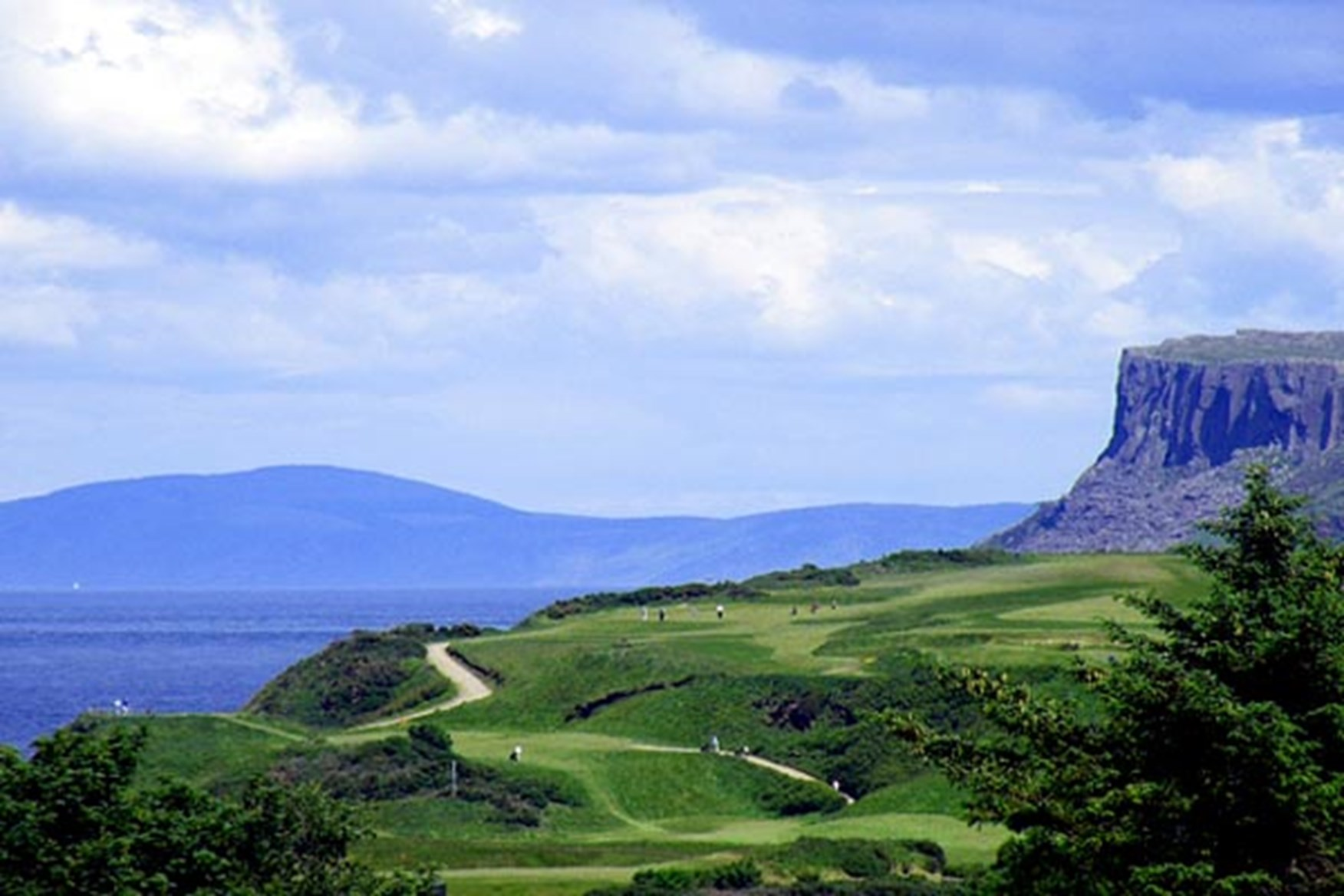 Ballycastle Golf Fairhead