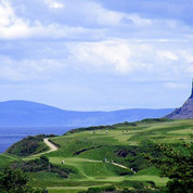 Golfing Ballycastle