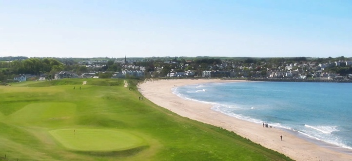 Links Golf and beach Ballycastle