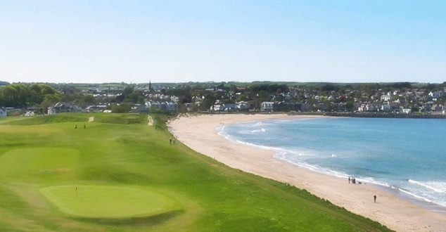 Ballycastle Beach and Golf