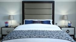Carrickarede Five Star Minimalist Luxury Bedroom