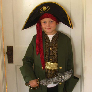 Pirate Sewing Costume