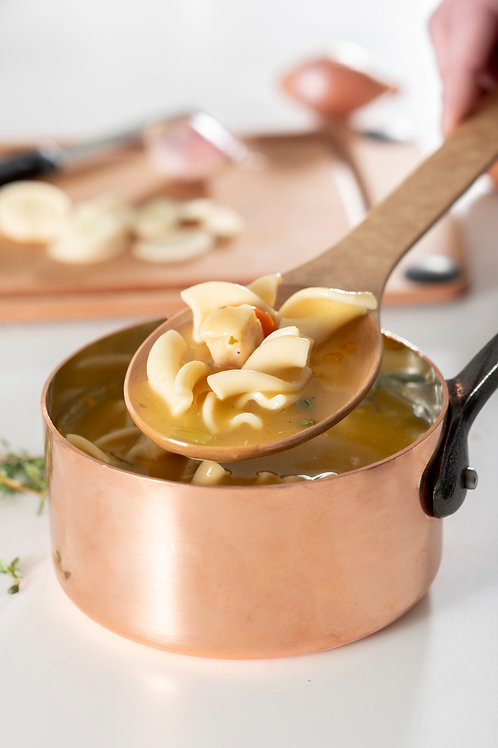 Epicurean Kitchen Series Large Spoon - Natural