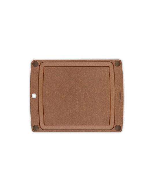 """Epicurean All-In-One 15"""" x 11"""" Cutting Board - Nutmeg"""