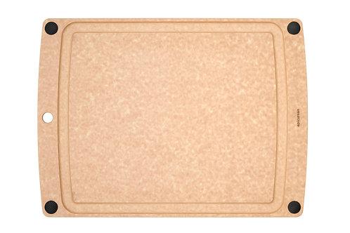 """Epicurean All-In-One 20"""" x 15"""" Cutting Board - Natural"""