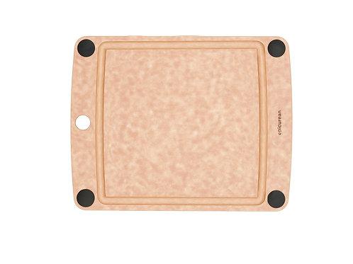 """Epicurean All-In-One 12"""" x 9"""" Cutting Board - Natural"""