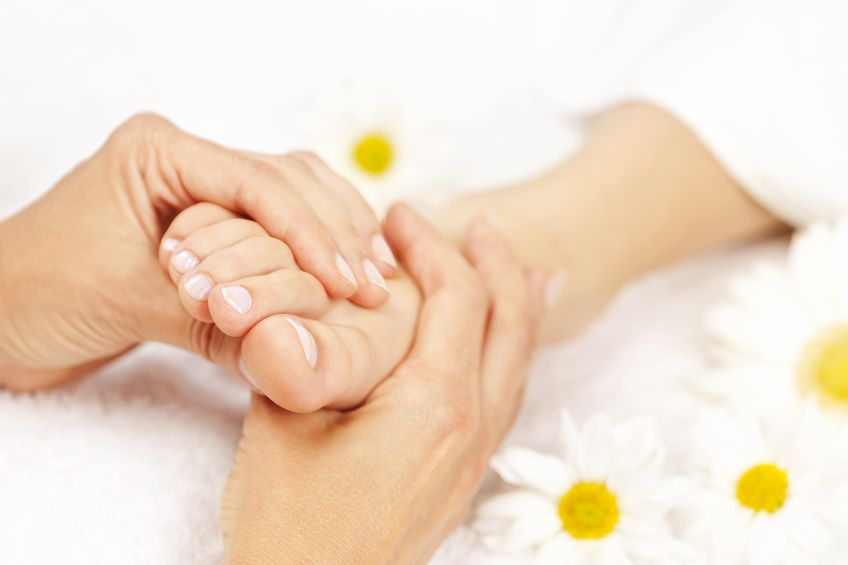 Blissful reflexology