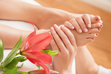 Foot reflexology practice located in Port Coquitlam, specializing in plantar fasciits and relaxation