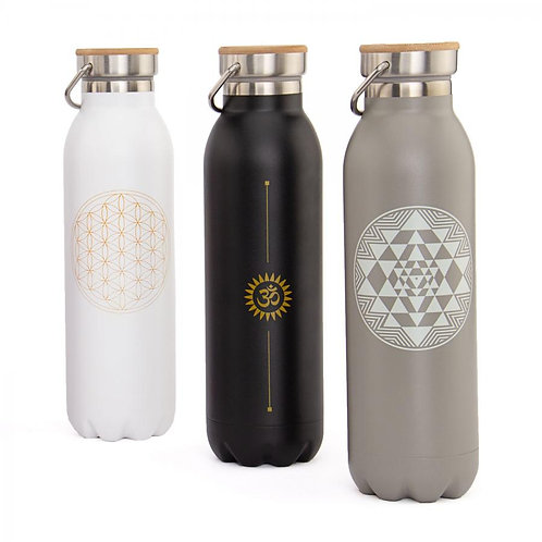 Edelstahl Isolierflasche