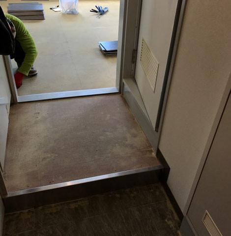 DIY浅間高原ホテル今年の改装がスタートしました!