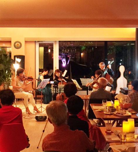8月16日クラッシックコンサートが   開催されました