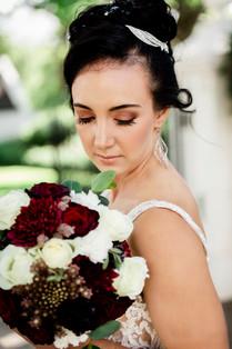 Bridal portrait | Leopards Leap