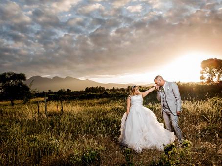Nathan & Ilana Pieters~ Wedding at Fraaigelegen