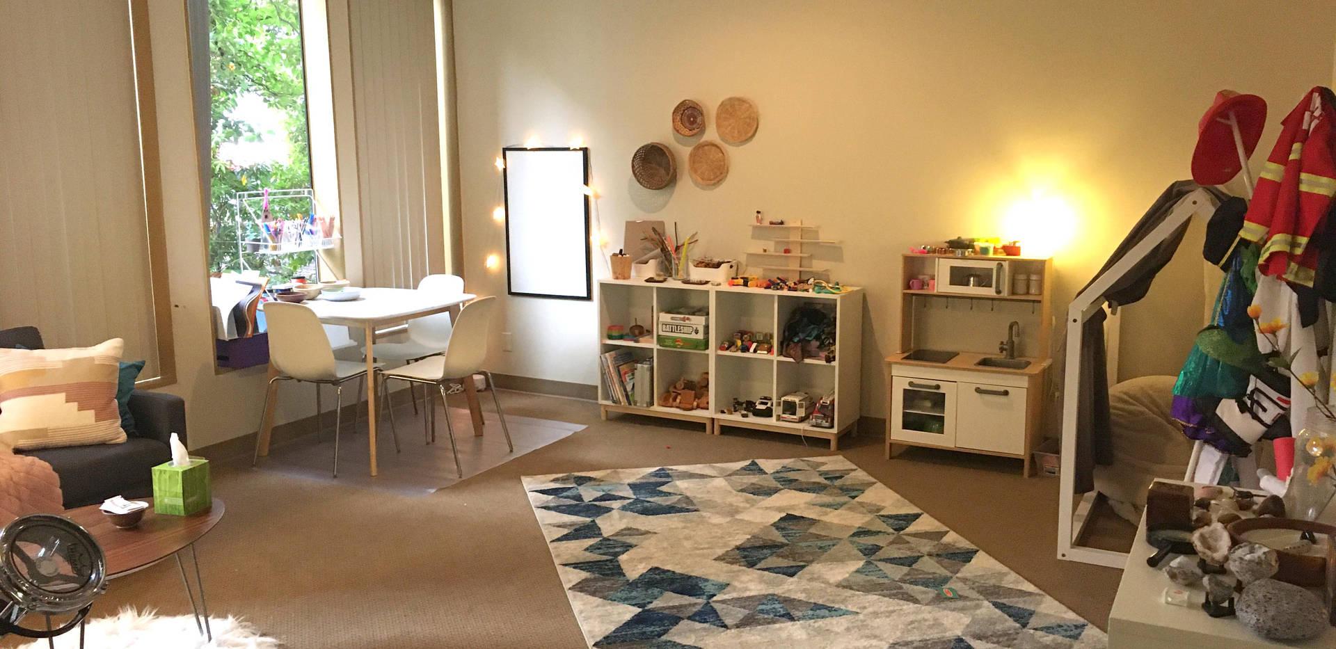 Rebekah's Office
