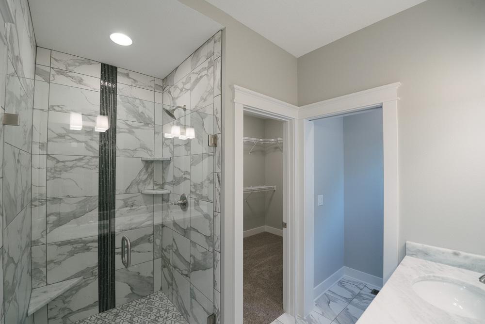 Linden Master Bathroom