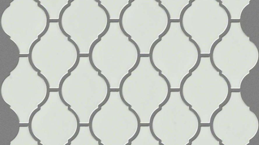 Lantern Mosaic- Biscuit