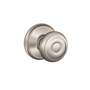 Georgian Satin Nickel