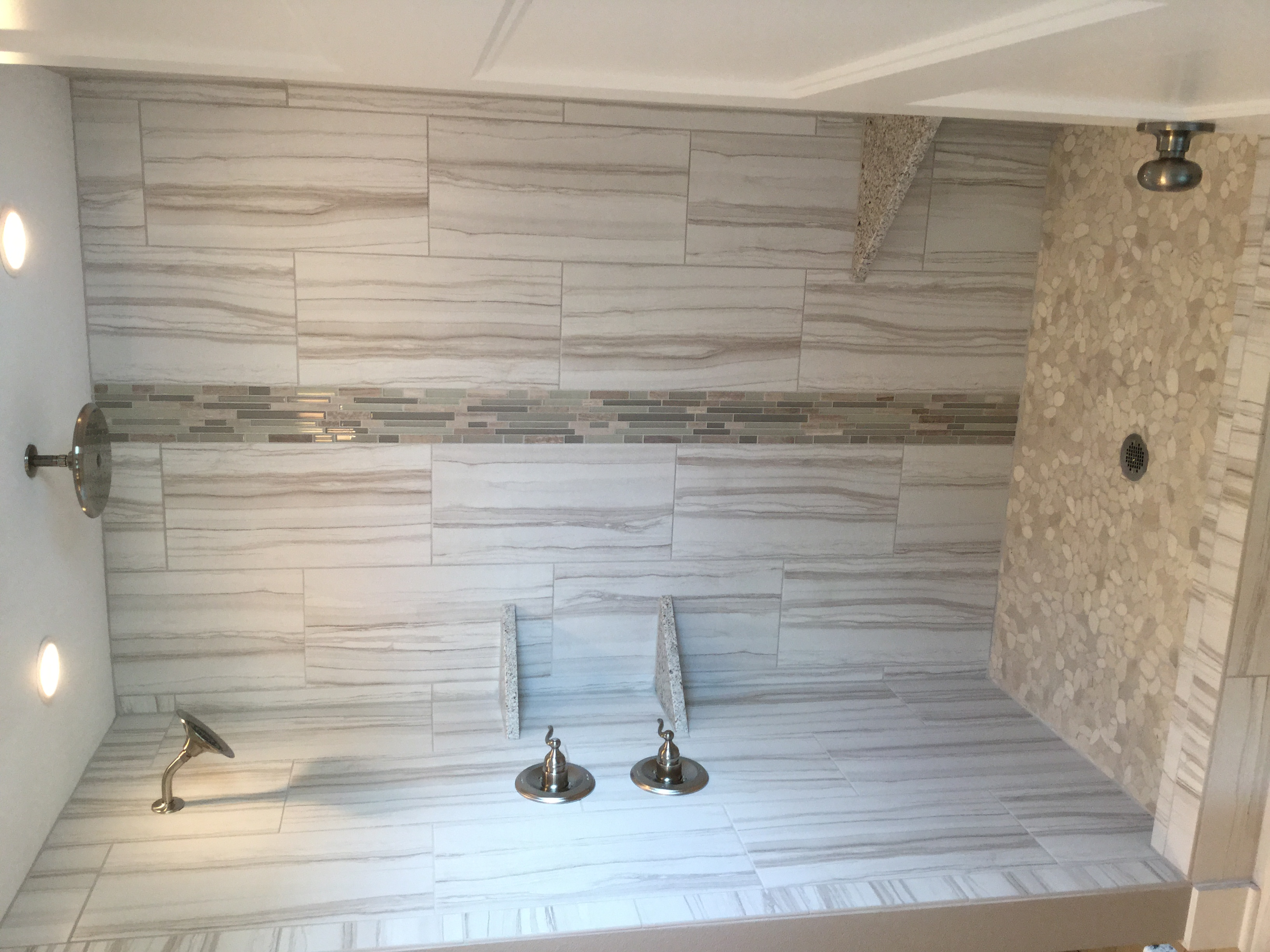 Cottonwood Standard Tile Shower