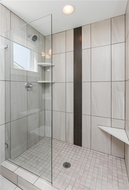 Buckeye Standard Tile Shower