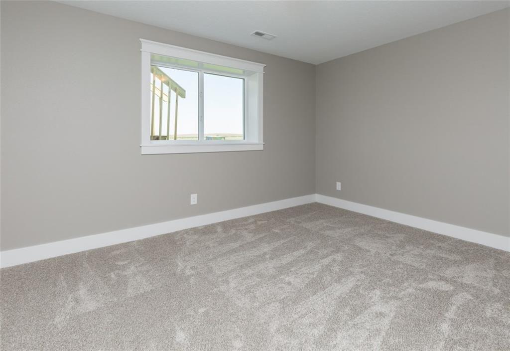 Buckeye Basement Bedroom