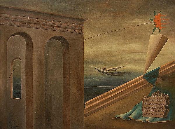 Giovanni Greco, La pietra miliare.jpg