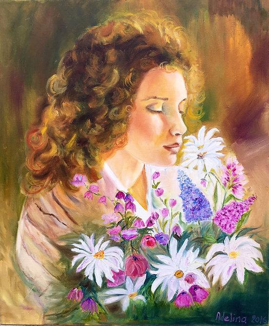 Adelina Bariviera, Profumo di fiori.jpg