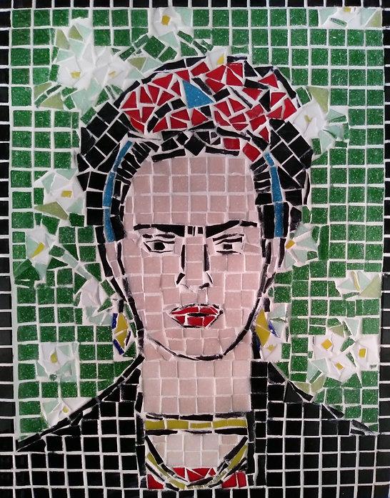 Andreina Di Mario, Frida Kahlo.jpg